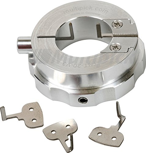 Lock-Picking Dreh-Spanner Set für den Elektropick - Multipick ® Original Zubehör