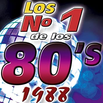 Los Numero 1 De Los 80's - 1988