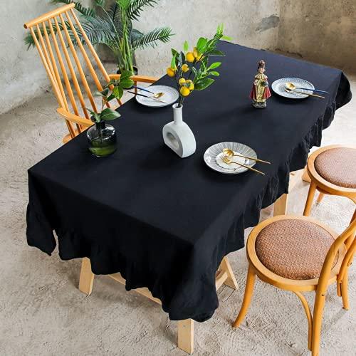 Paño de Mesa, toallita, Impermeable y a Prueba de Salpicaduras, Apto para Mesa Buffet café Restaurante, Mantel Decorativo, Apto para Cocina y Festivales