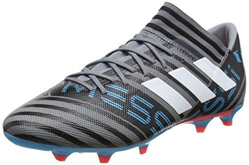 adidas Nemeziz Messi 17.3 Football Boots, Scarpe da Calcio Uomo, Multicolore (Multicolour Black), 42 EU