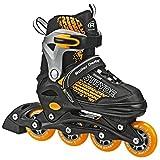 Roller Derby Stryde Boy's Adjustable Inline Skates, Small (11-1)