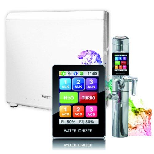 Ionizador de agua y filtro UCE 9000 Turbo - última tecnología + diseño de alta tecnología
