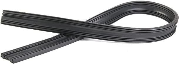 2x Universal Tira Goma de Limpiaparabrisas Hoja de Repuesto