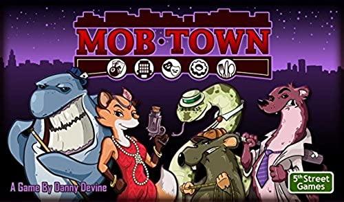 Mob Town by 5th Street Games