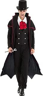 Classic Vampire Costume for Couple Women Men