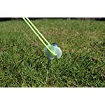 OLPRO Outdoor Leisure Products Tent Pegs Glow in the Dark Hard Ground Peg with Plastic Top for Awning Windbreak 20cm… 6