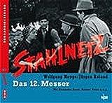"""Stahlnetz Hörbuch: """"Das 12. Messer"""""""