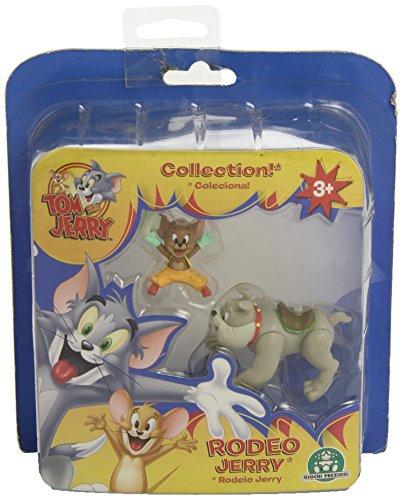 Lorenay Tom & Jerry–Blister Figuren mit Zubehör, 19x 17cm (GIOCHI PREZIOSI 15054)