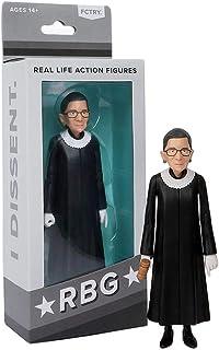 Real Life Political Action Figure, Ruth Bader Ginsburg (RBG)