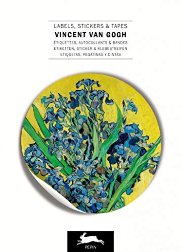 Vincent van Gogh: Label and Sticker Book: Label, Sticker and Tapes