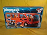 Playmobil sportifs 5025 bus des supporter football hollande