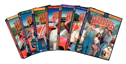 The Dukes of Hazzard: The Complete TV Series: John Schneider, Tom Wopat, Catherine Bach, James Best, Sorrell Booke, Denver Pyle