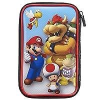 Compatibile con: Nintendo 3DS XL/3DS/DSi, anche con i modelli New 3DS. - Lavorazione di qualità. Protegge la console da sporco e graffi. Accessorio ufficiale Nintendo di BigBen.