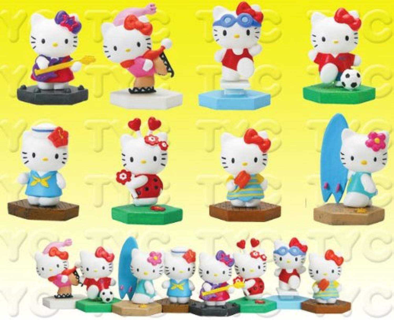 Hello Kitty Figure Series 1  1  Figure Collection Set (8 Set)