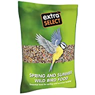 Extra Select Spring & Summer Mix 1kg