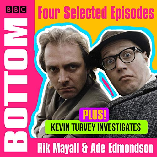 Bottom: A BBC Collection cover art