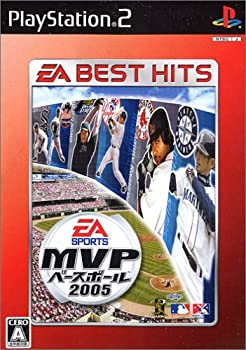 MVP Baseball 2005  EA Best Hits  [Japan Import]