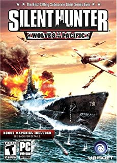 Silent Hunter: Wolves of the Pacific - PC (B000MR5FBU) | Amazon price tracker / tracking, Amazon price history charts, Amazon price watches, Amazon price drop alerts