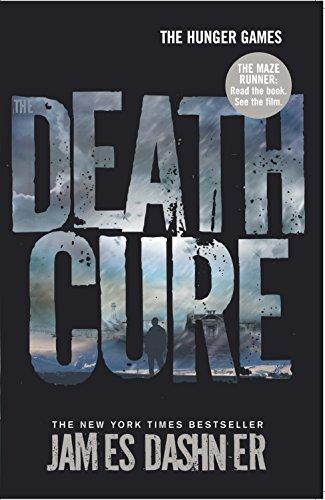 DEATH CURE HUNDER GA 3 (Maze Runner Series)