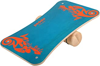 pedalo Rola-Bola Design I Natural I Style I Wave I Snow I Skate I Gleichgewichtstrainer I Balance Board I Koordination I Fun-Sport