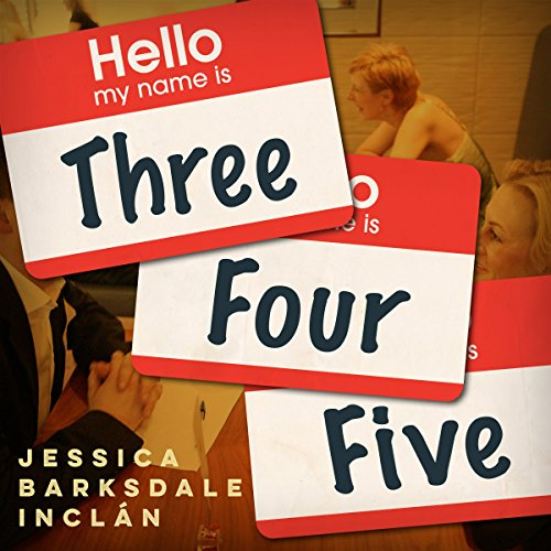 Three, Four, Five audiobook cover art