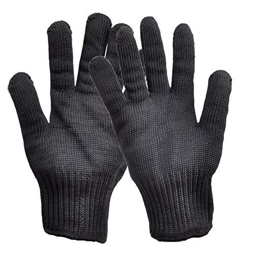 Schnittfeste Handschuhe 1 Paar Schnittbeständige Handschuhe, Stufe 5 Schutz Sicherheit Arbeit Handschuhe Für Küchenfleischschneiden, Um Austernhaut Zu Entfernen