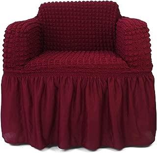 Best brown fabric armchair Reviews