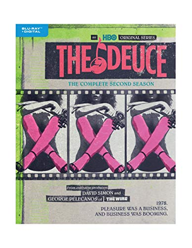 The Deuce Season 2 (BD + DC) [Blu-ray]