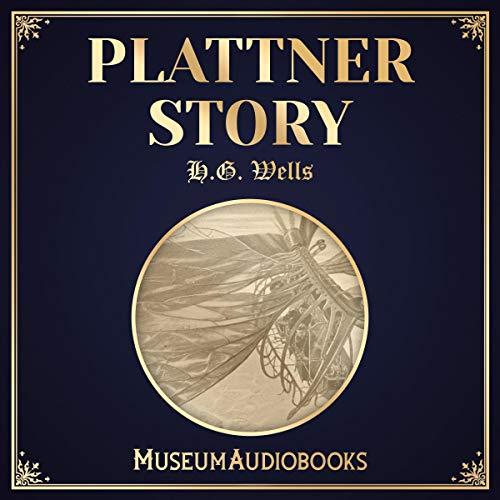 Plattner Story audiobook cover art