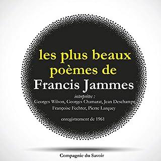 Couverture de Les plus beaux poèmes de Francis Jammes