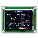2.8' Digital Car PM2.5 Air Quality Detector Tester Meter AQI Home Gas Monitor