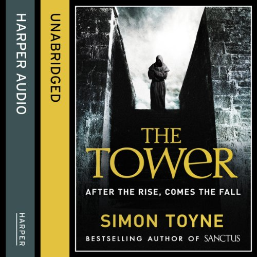 The Tower                   By:                                                                                                                                 Simon Toyne                               Narrated by:                                                                                                                                 Jonathan Keeble                      Length: 14 hrs and 12 mins     142 ratings     Overall 4.4
