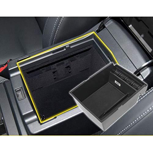 Tonyzhou Co.,ltd Auto Zentralarmlehne Aufbewahrungsbox Konsole Armlehnenablage Halter Fall Palle Dekoration, für Subaru Outback