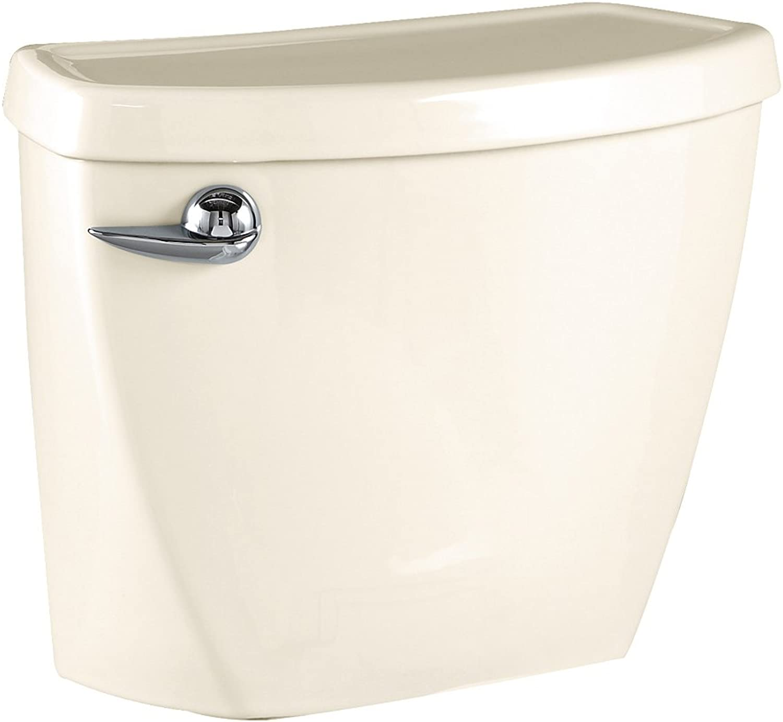 American Standard 4019001N.020Cadet 31,6GPF 25,4cm rough WC-TANK nur, wei leinen
