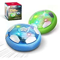 Set of 2 DEERC Kid Toys DE46 Hover Soccer Ball
