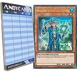 Andycards Yu-Gi-Oh! - Mago Libro di MAGIA della PROFEZIA - Ultra Rara BLLR-IT050 in Italiano + Segnapunti