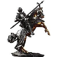 Crafts ビンテージナイト装飾樹脂装飾/創造的なギフト/ローマの鎧の戦士の装飾/
