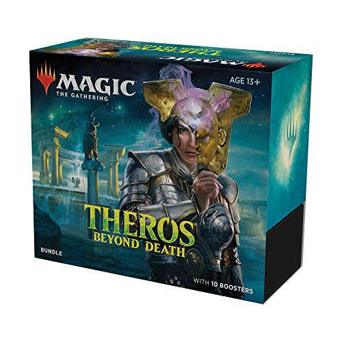Magic The Gathering Theros Beyond Death Bundle (Incluye 10 Paquetes de Refuerzo) (Wizards of The Coast C62560000)