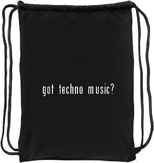 Eddany Got Techno Music? Linear Sport Bag
