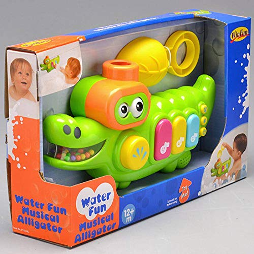 Amiguinho Aquatico Com Melodias Yes Toys