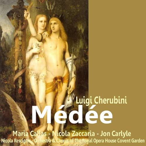 Maria Callas, Nicola Rescigno, Nicola Zaccaria, Jon Carlyle, Orchestra of the Royal Opera House, Covent Garden, Chorus of the Royal Opera House, Covent Garden