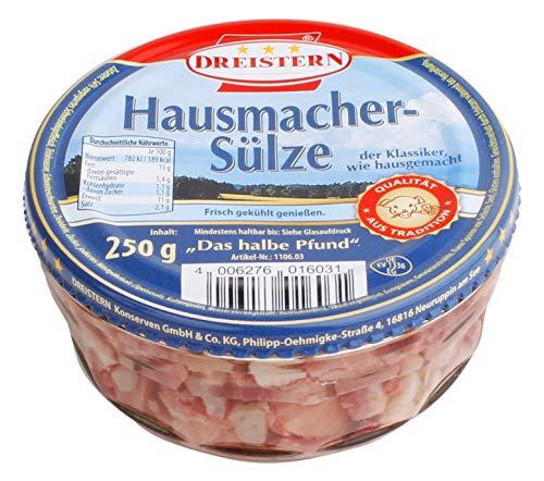Dreistern Schweinskopfsülze, 250 g