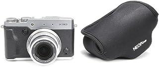 Funda de neopreno suave Cámara Protectora Bolsa Funda Bolsa Para Fujifilm X30 1pieza