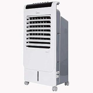 Ajustement Aire Acondicionado Ventilador de calefacción y refrigeración de Doble Uso hogar silencioso Calentador Vertical refrigeración calefacción Ventilador de refrigeración