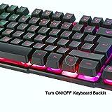 Zoom IMG-2 bakth tastiera e mouse da