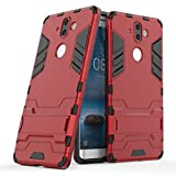 Case for Nokia 8 Sirocco (5.5 inch) 2 in 1 Shockproof with