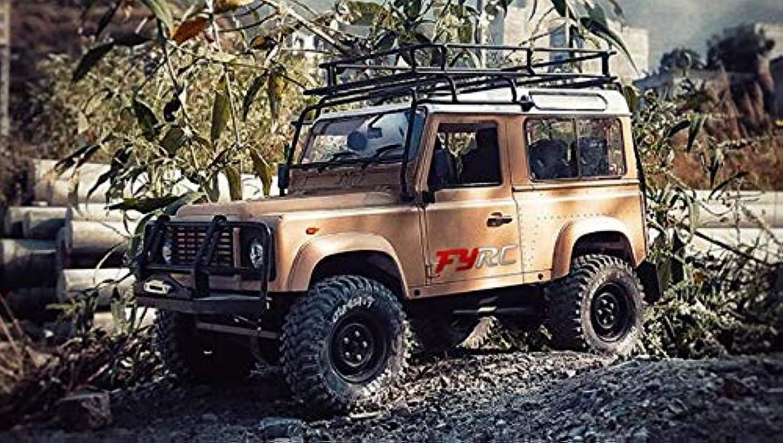 Generic Defender D90 Jeep 4X4 Ready to Run Truck for 1 10 1 12 RC4WD AXIAL SCX10 Tamiya 6X6 4X4 Trucks TRX4 TRAXXAS Capo JK Cross RC