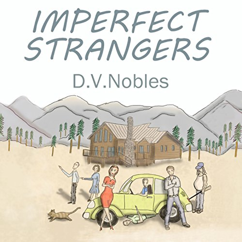 Imperfect Strangers audiobook cover art