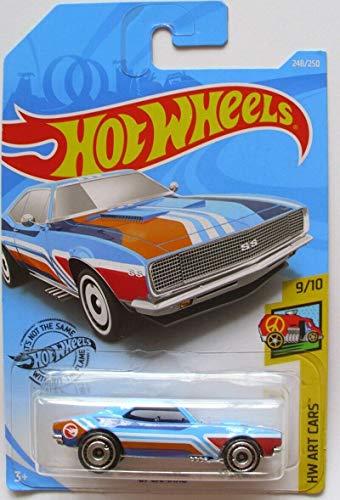 Hot Wheels 2019 Treasure Hunt Hw Art Cars 9/10 -
