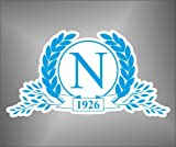 Aufkleber - Sticker Napoli N2 ultras serie A Champions League football